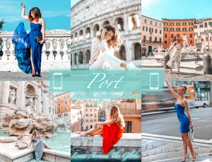 port lightroom mobile presets feed instagram filter filters preset